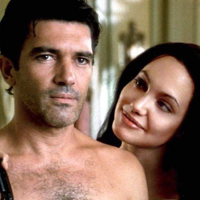 2001, « Péché originel » avec Angelina Jolie