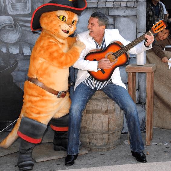 2019, en compagnie du Chat Potté