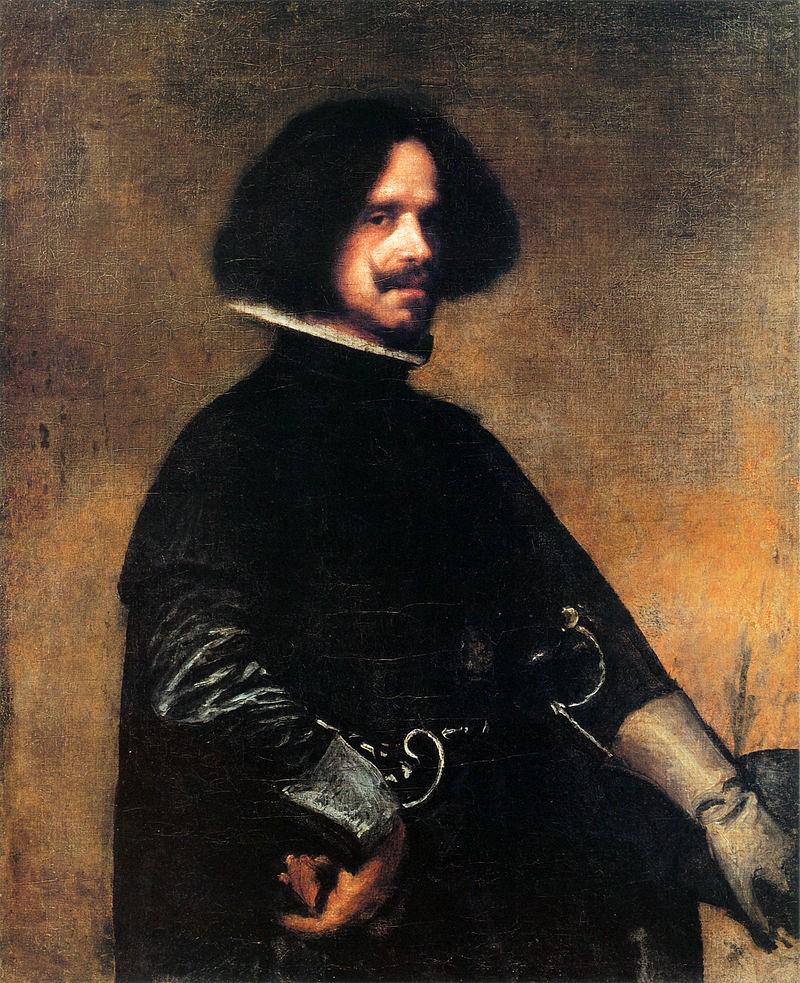 Autorretrato, Diego Velázquez, 1640