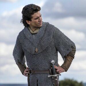 1- Jaime Lorente interpreta a Rodrigo Díaz de Vivar en 'El Cid' (Amazon Prime, 2020)