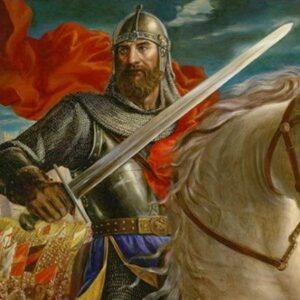1- Rodrigo Díaz de Vivar, El Cid (≈1043-1099)