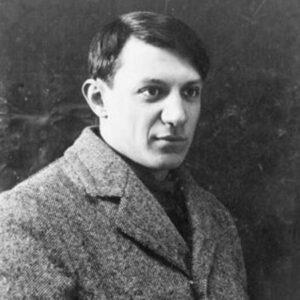 10- Pablo Picasso (1881-1973)
