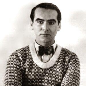 13- Federico García Lorca (1898-1936)
