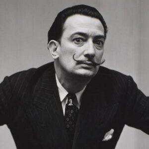 15- Salvador Dalí (1904-1989)