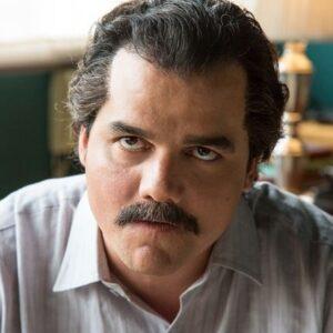 17- Wagner Moura interpreta a Escobar en 'Narcos' (Netflix, 2015)