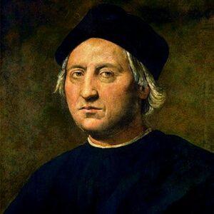 3- Cristóbal Colón (1451-1506)