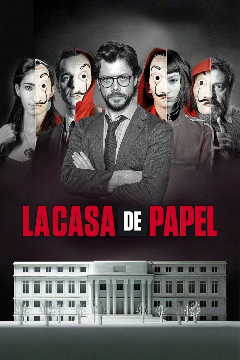 La casa de papel (Espagne, Netflix, 2017-2021)