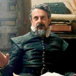 5- Pere Ponce interpreta a Miguel de Cervantes en 'El Ministerio del Tiempo' (RTVE, 2016)