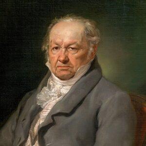 7- Francisco de Goya (1746-1828)