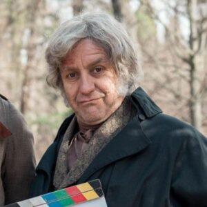 7- Pedro Casablanc interpreta a Goya en 'El Ministerio del Tiempo' (RTVE, 2017)