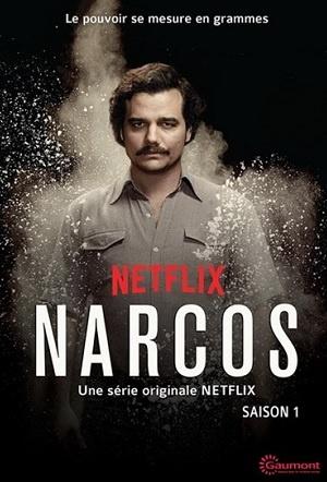 Narcos (USA, Netflix, 2015-2017)