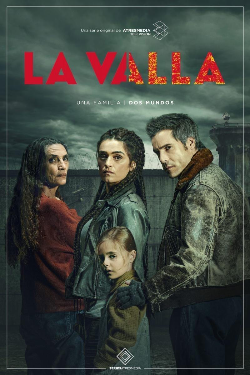 La valla / L'autre côté (Espagne, Netflix, 2020)